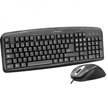 Kit Teclado y Mouse AK2-2300