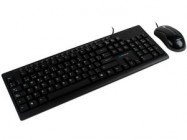 Kit Teclado y Mouse AK2-3000