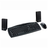 Kit Teclado y Mouse KMS 110