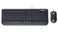 Kit Teclado y Mouse WIRED DESKTOP 400