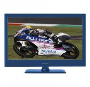 "Blusens LED H305E-MX 22"", FullHD, Widescreen, Azul"