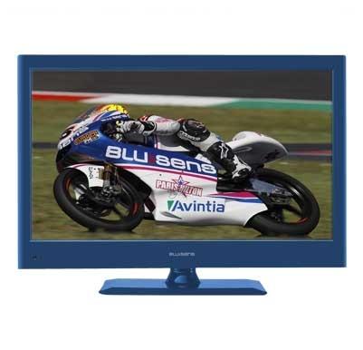 "Blusens LED H305E-MX 22"", FullHD, Widescreen, Azul"