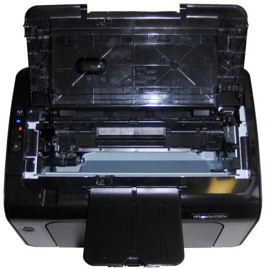 Hp Laserjet P1102w Printer Airprint Driver